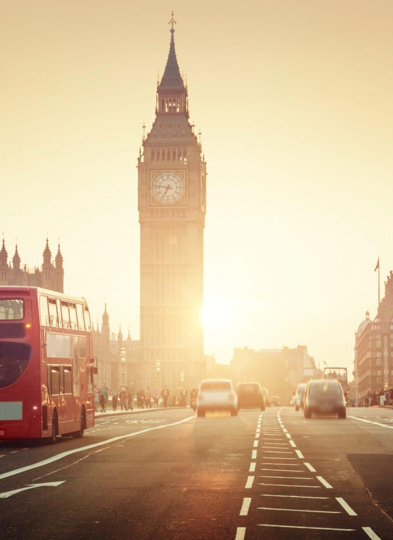 LONDON – UGENS ØNSKELISTE