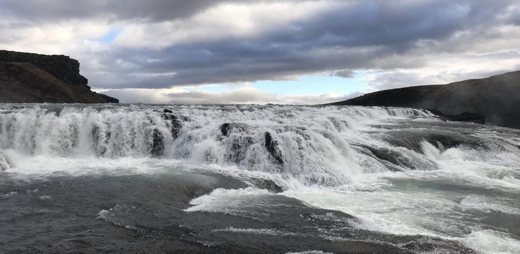 TEMAPOSTKORT FRA ISLAND