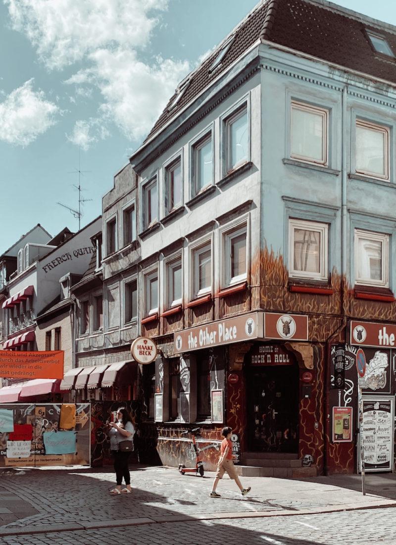 HAMBORG CITY GUIDE – DEL 2 / KAROLINENVIERTEL, ST. PAULI, REEPERBAHN & HAFEN CITY